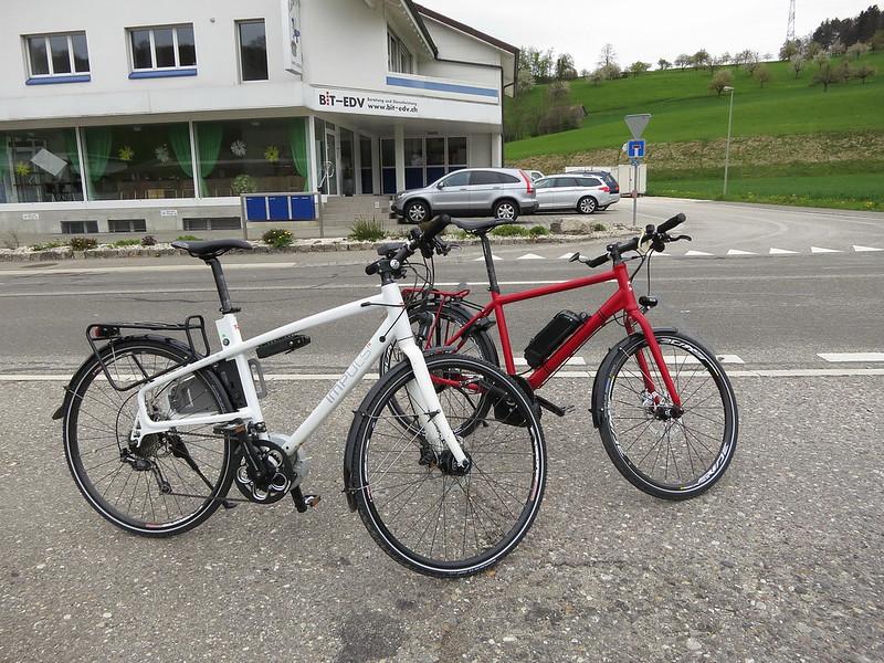 E-Bike test