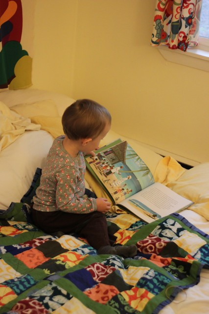 Reading Boy 2