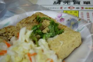 Raohe Night Market 臭豆腐