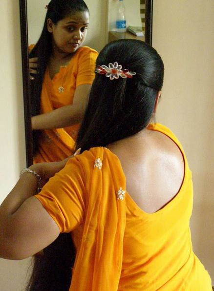 Indian saree longhair telugu angels - a gallery on Flickr