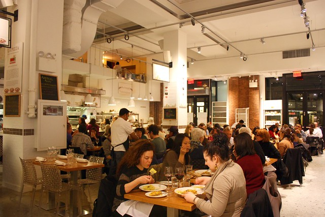 Eataly La Pizza & La Pasta - New York