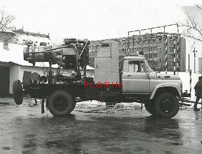 Autospeciala turbojet SR 114 /Mig 15