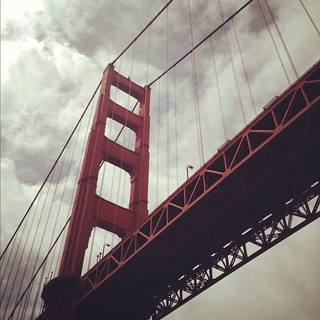 Under the Golden Gate