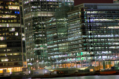 02 Arena, Blackwall & Isle of Dogs in HDR
