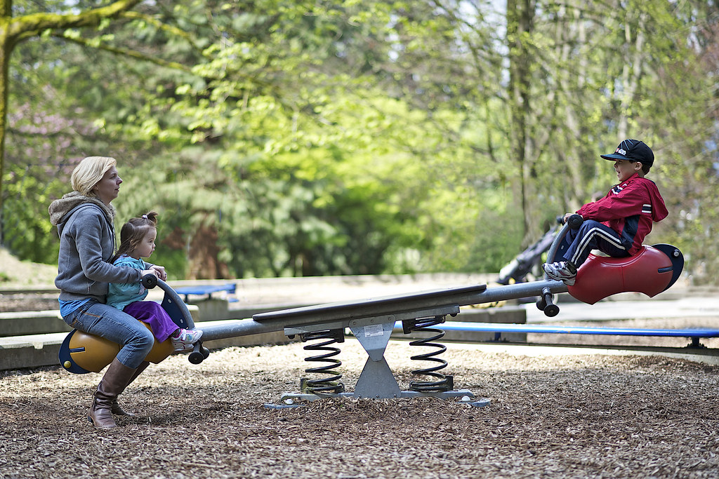 See Saw - Teeter Totter