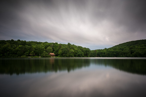 longexposure sky lake reflection washington pond cabin connecticut newengland ct le morris litchfield litchfieldcounty mttompond