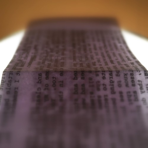 Day 172 of Project 365: Letter from Mom by cygnoir