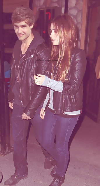 Lily Collins & Liam Payne