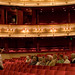 Visitors see the auditorium on a tour of the Royal Opera House © Pete Le May/ROH 2012