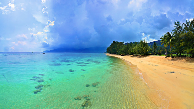 Tioman Island - The Blue Water [Explored]