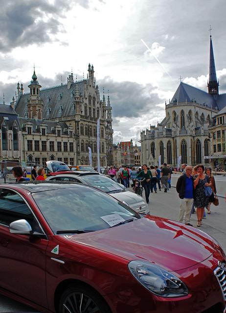 De Langste Dag 2012 - autoshow