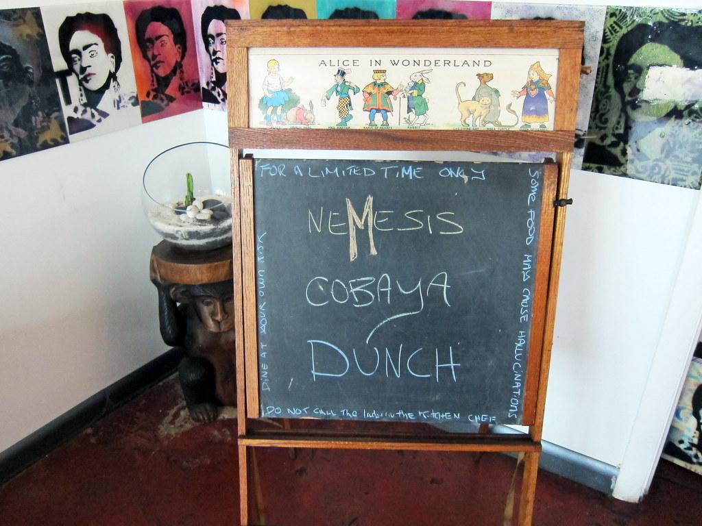 neMesis Cobaya Dunch