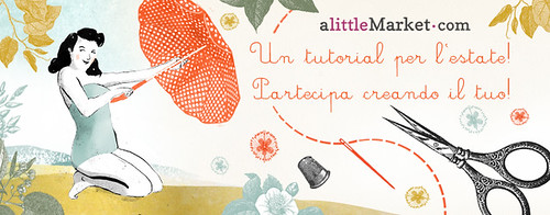 A little Market by la casa a pois