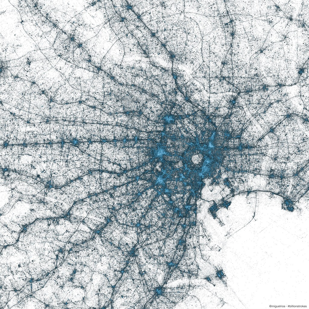 Visualization: Tokyo