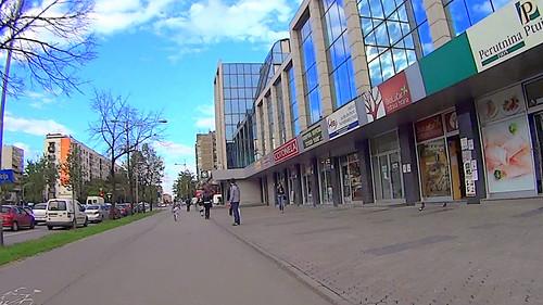 Novi Sad, Bulevar kralja Petra I, Bulevar oslobođenja by slucajni prolaznik