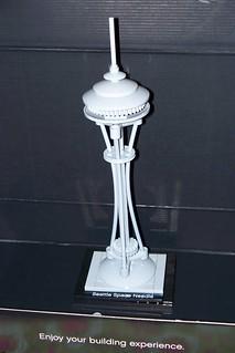 Lego Space Needle