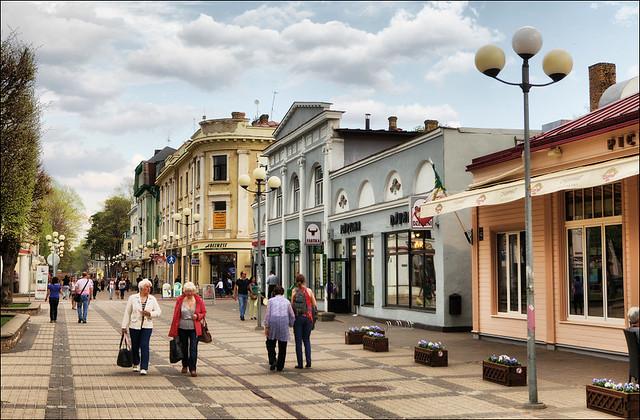 Юрмала, Латвия, ул. Йомас
