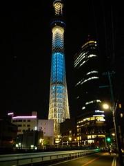 20130428 東京玩第二天 349 sky tree 東京スカイツリー 夜景