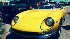 tvr(0.0), race car(1.0), automobile(1.0), vehicle(1.0), automotive design(1.0), ferrari 275(1.0), antique car(1.0), land vehicle(1.0), supercar(1.0), sports car(1.0),