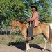 Caballero de los de antes - Gentleman on a horse entre Juchitán y Santa Rosa de Lima, Distrito Tehuantepec, Región Istmo, Oaxaca, Mexico, Oaxaca por Lon&Queta