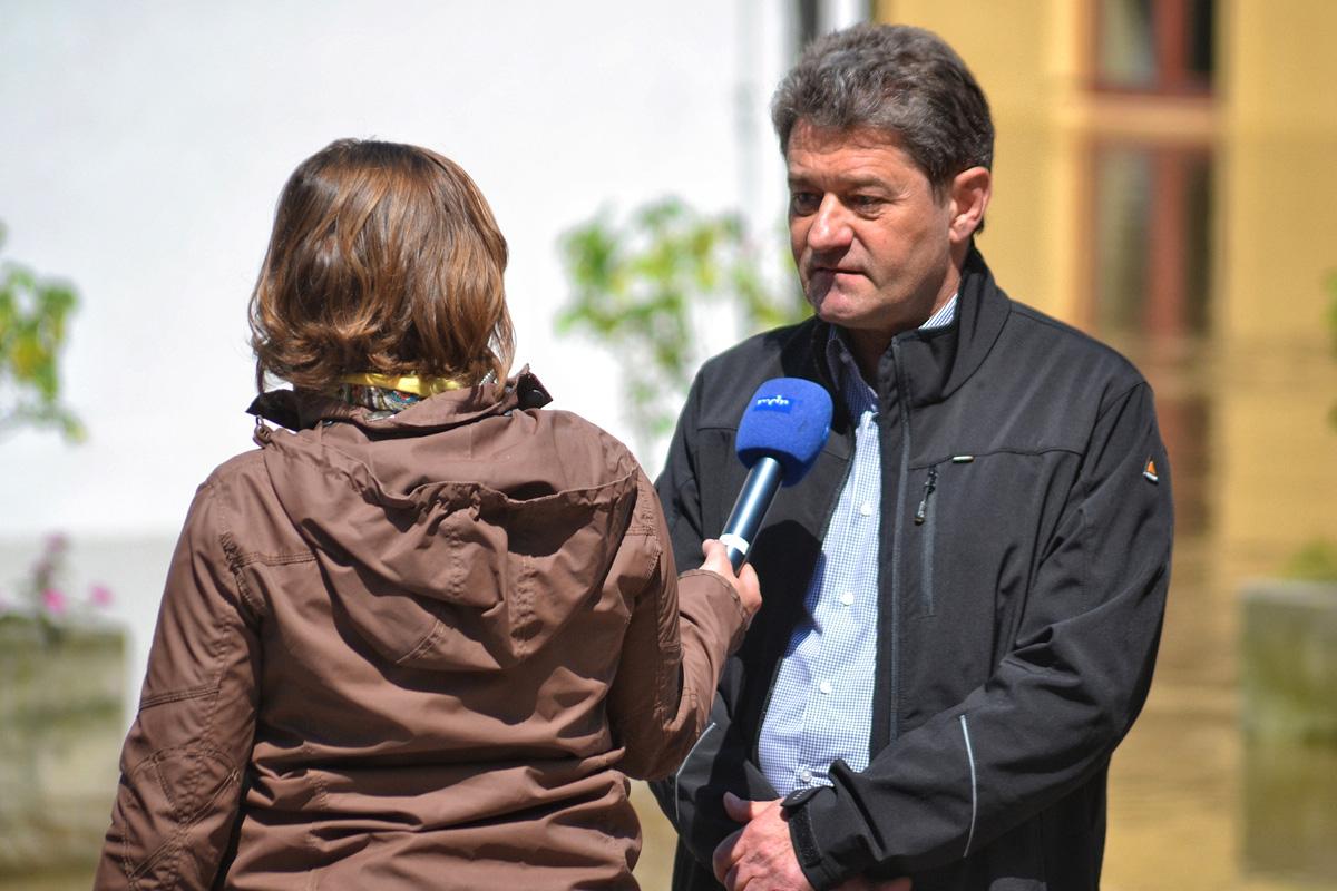 Pirna, am 5. Juni 2013