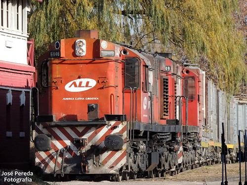 ALCO RSD35 6446 - 6449