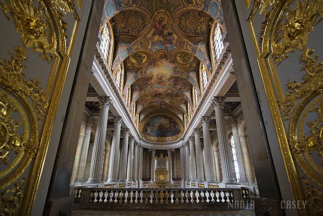 Versailles Chapel Ceiling