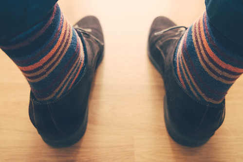 43/365 - Keep your feet on the ground by Mihai Boangher