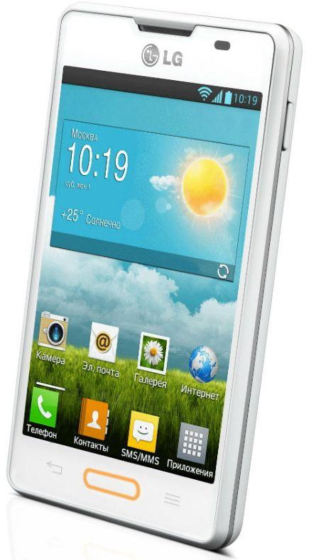 LG Optimus L4 II цена