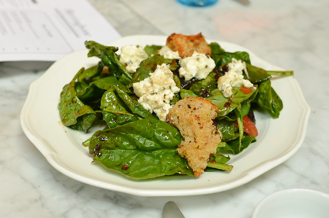 Spinach, Feta & Bacon Balsamic