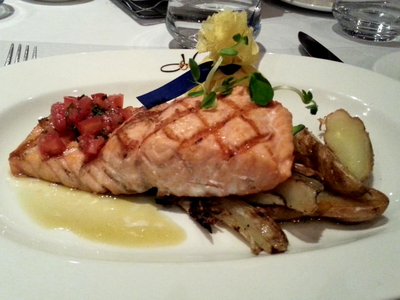 Harbour Sixty Salmon