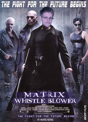 MATRIX WHISTLE BLOWER by WilliamBanzai7/Colonel Flick