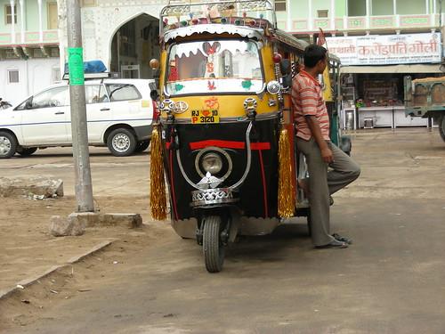 india 4 2009 tuctuc scindia alsisar