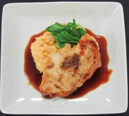 Chicken with Teriyaki Sauce - NRT