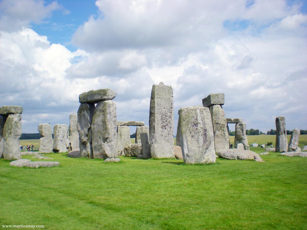 Stonehenge architecture.