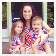 happy independence day!! #sweetbabies #happy4th