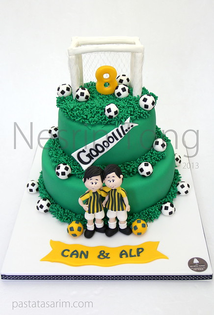 futball cake