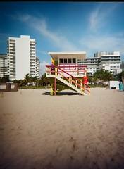 South Beach Life Guard Hut