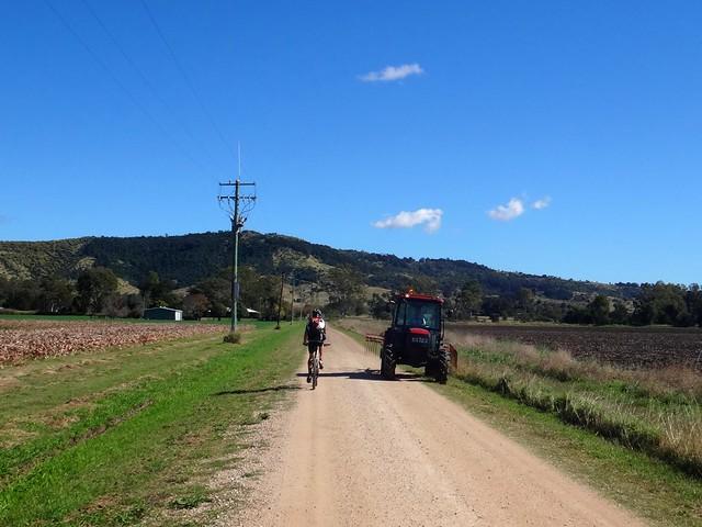 Rural Road, Mulgowie