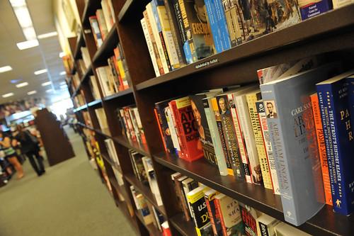 004 BOM 2012 Barnes n Noble- Book Store Sean M. Hower(c)