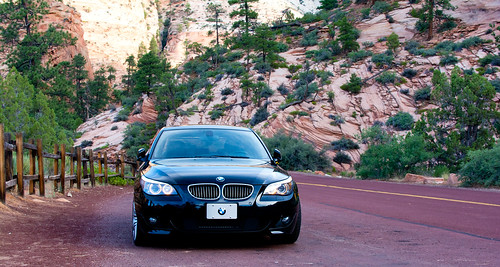 BMW Perfect Mountain Road