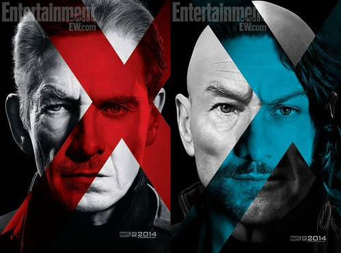 x-men days of future past teaser posters