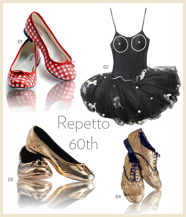 collage repetto show