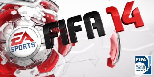 UK Chart: FIFA 14 returned to No.1 spot thanks to Xbox One release