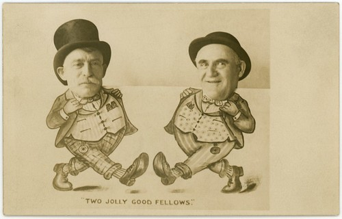 Two Jolly Good Fellows