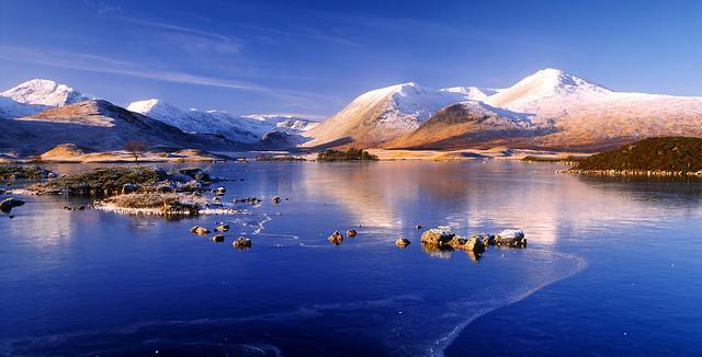 Icy_Loch_Rannoch_moor