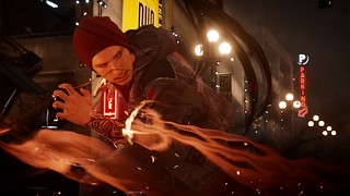 Infamous Second Son, Gamescom, 05