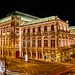 Vienna Opera & Lights by Luís Henrique Boucault
