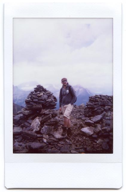 Mt. St. Piran - Instax