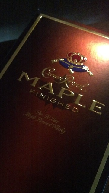 Maple Crown Whiskey